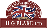 HG Blake Ltd | Multi Species Abattoir | Based in Norfolk Logo
