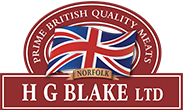 HG Blake Ltd | Multi Species Abattoir | Based in Norfolk Logo